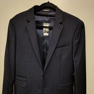 Men's Express 36S wool blazer